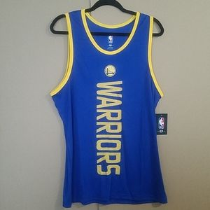 NBA Warriors Stephen Curry Jersey sz L